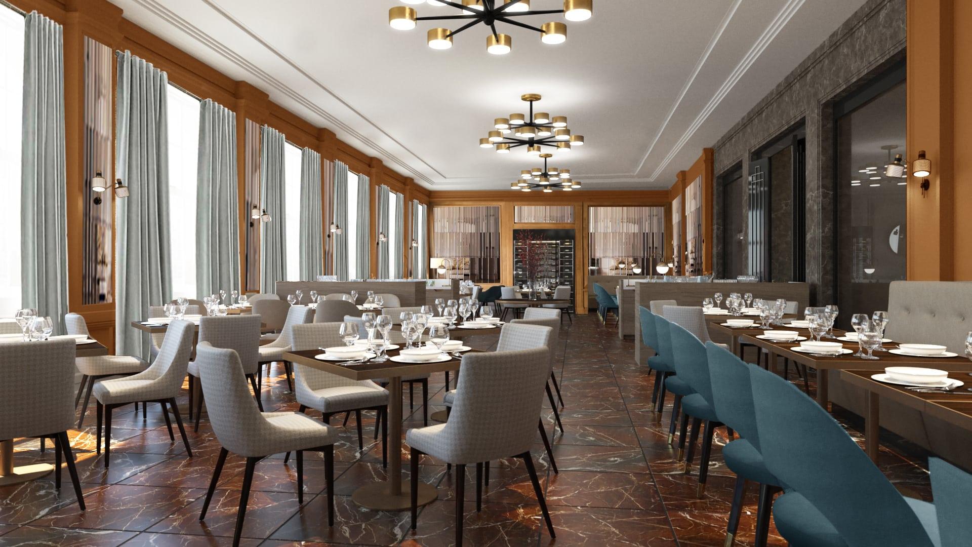 Restaurant Im Hotel Elephant Weimar
